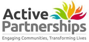 Active Partnerships Logo